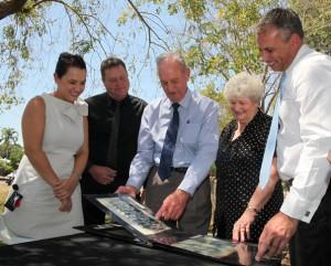 Borella family join historic ride - Media Release