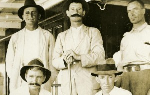1915: Borella sails from Darwin to Townsville
