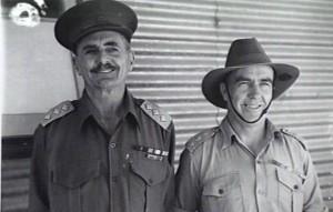 1942: Borella promoted to rank of Captain