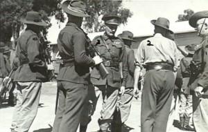 1939: Borella enlists in World War II