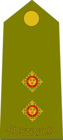 1917: Borella promoted to Lieutenant