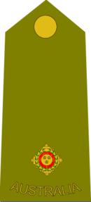1917: Borella commissioned on the field
