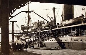 1919: Borella returned to Australia